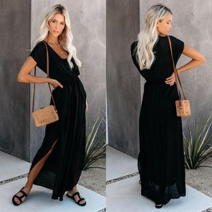 Cover Up Maxi Dress